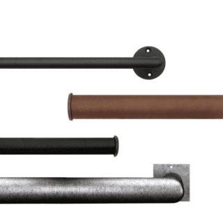 Rods & French Pole Assemblies