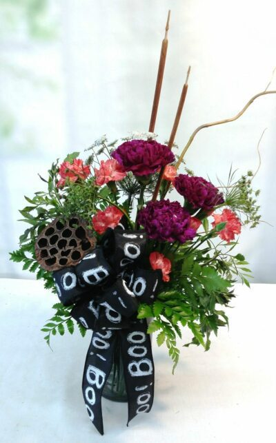 SAME DAY DELIVERY Boo Bouquet