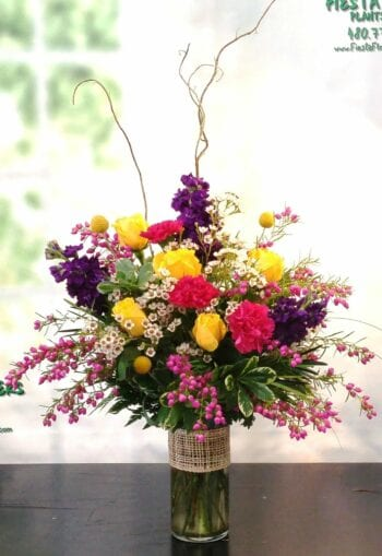 SAME DAY DELIVERY Flower Fantasy Bouquet