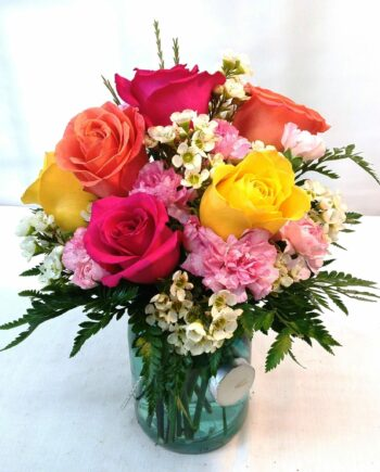 SAME DAY DELIVERY Garden Bouquet