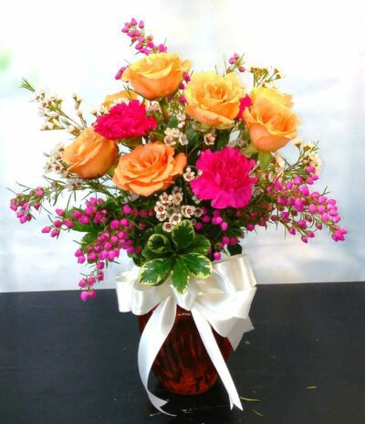 SAME DAY DELIVERY Pastel Pleasure Bouquet
