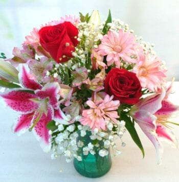 SAME DAY DELIVERY Sympathy Thoughts Bouquet