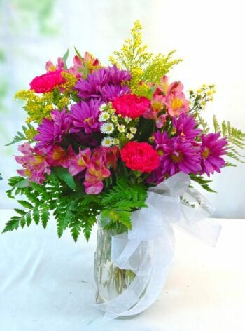 SAME DAY DELIVERY Trinity Garden Bouquet