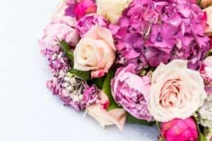 Gorgeous Spring Wedding Flowers