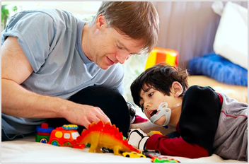 Parent of a Child With Special Needs.