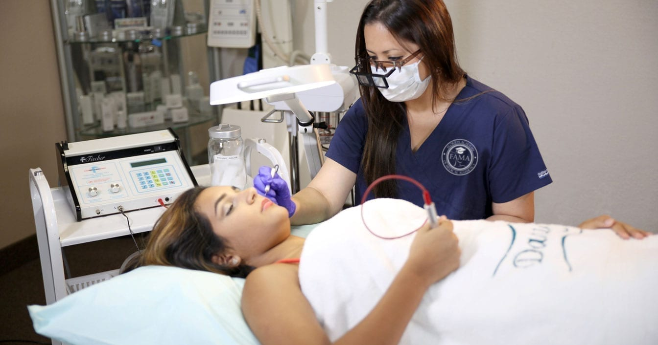 electrolysis courses miami-dade county